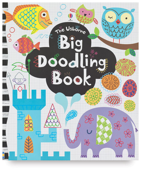 The Usborne Big Doodling Book