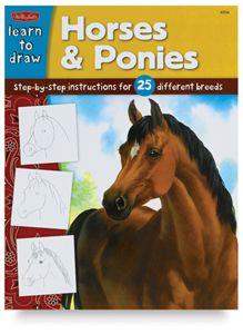Learn to Draw Horses and Ponies