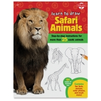 Learn to Draw Safari Animals