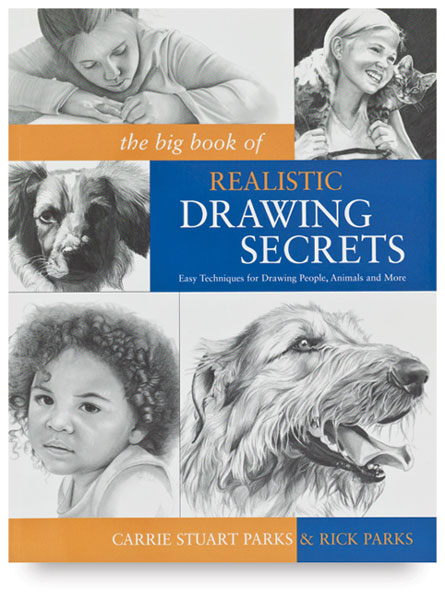 The Big Book of Realistic Drawing Secrets