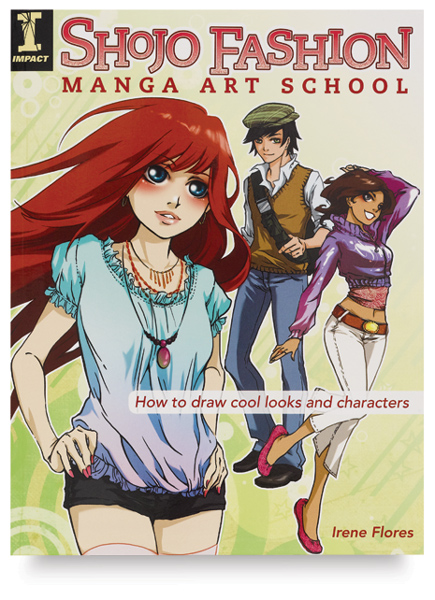 Shojo Fashion Manga Art School, Year 1