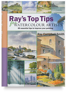 Ray's Top Tips for Watercolour Artists