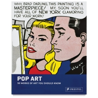 Pop Art: 50 Artworks You Should Know
