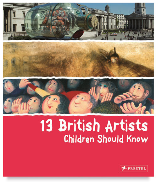 13 British Artists Children Should Know