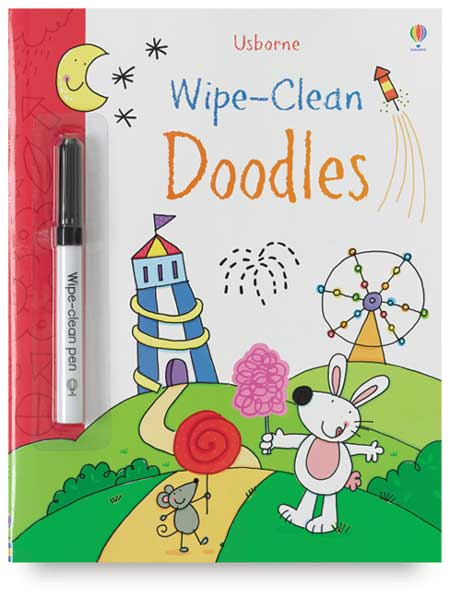 Usborne Wipe-Clean Doodles