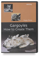 Crystal Productions Gargoyles: How to Create Them DVD
