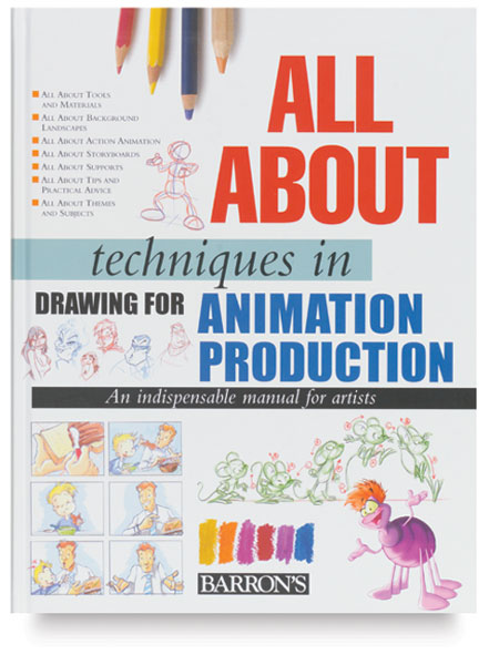 All About Techniques in Animation Production