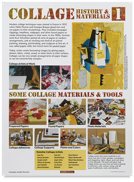Collage History & Materials