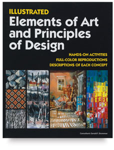 Illustrated Elements of Art & Principles of Design