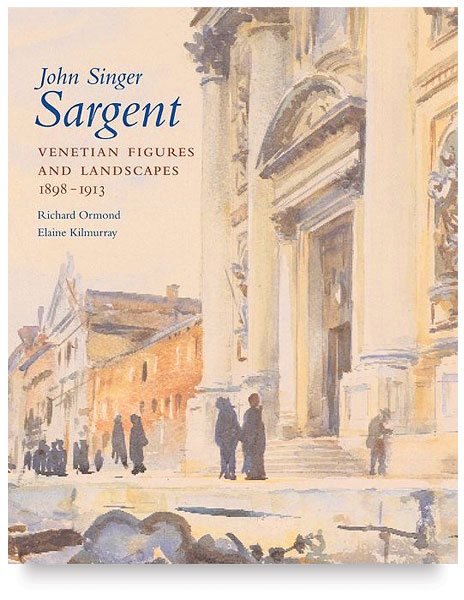 Venetian Figures and Landscapes 1898–1913, Volume VI