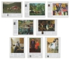 Masterworks of Art 2, Set of 8