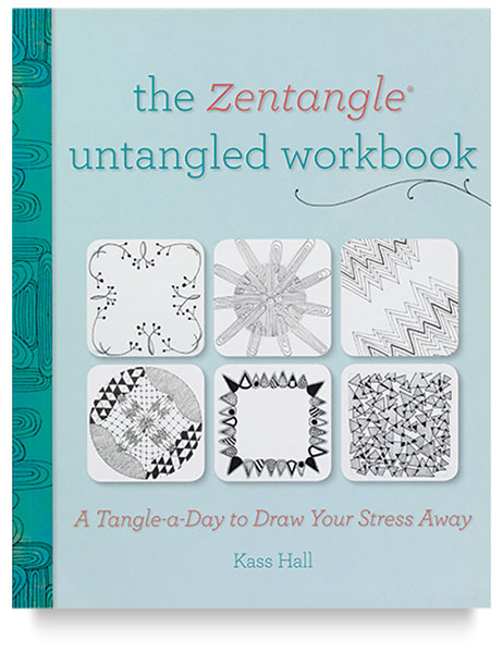 The Zentangle Untangled Workbook