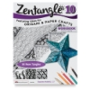 Zentangle 10, Expanded Workbook