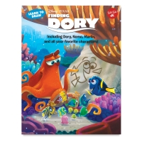 Learn to Draw Disney-Pixar: Finding Dory