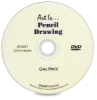 Pencil Drawing DVD