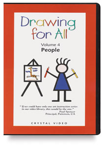 Drawing for All: People DVD
