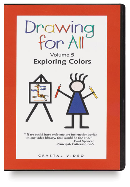 Exploring Colors DVD