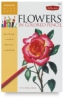 Walter Foster Drawing Made Easy: Flowers in Colored Pencil