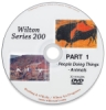 DVD 1: People Doing Things/Animals