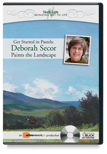 Get Started in Pastels: Deborah Secor Paints a Landscape