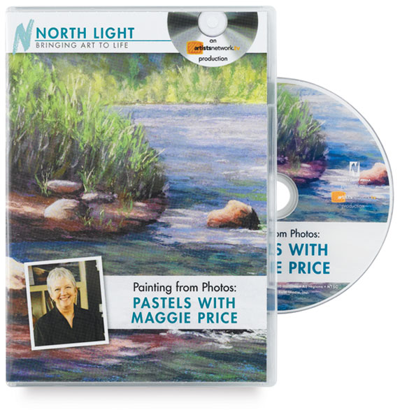 Painting with Photos: Pastels with Maggie Price