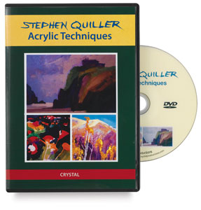 Stephen Quiller: Acrylic Techniques