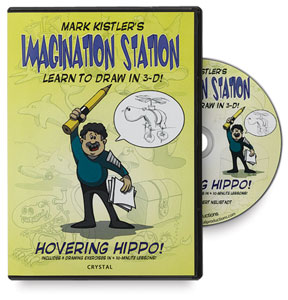 Mark Kistler's Imagination Station: Hovering Hippo!
