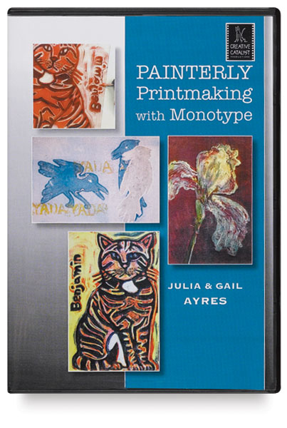 Painterly Printmaking with Monotype