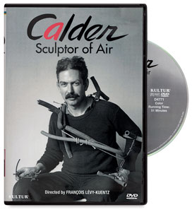 Calder: Sculptor of Air