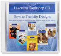 Lazertran Workshop CD-ROM