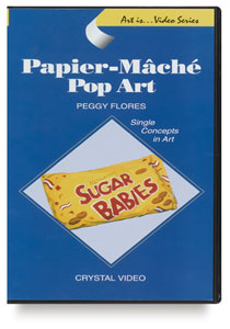 Papier-Mâché Pop Art