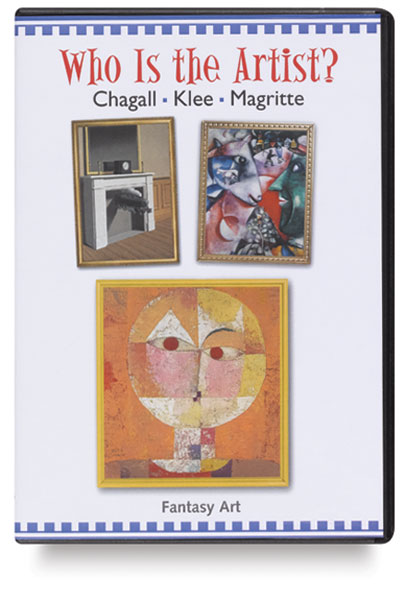 Fantasy Art: Chagall, Klee, Magritte