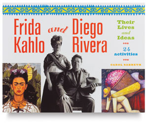 Frido Kahlo and Diego Rivera
