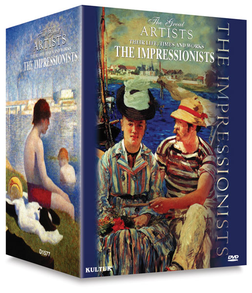 The Impressionists, Boxed Set