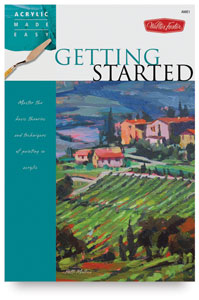 Acrylic Made Easy: Getting Started