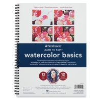Strathmore Watercolor Learning Series Instructional Art Pads