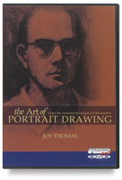 The Art of Portrait Drawing DVD