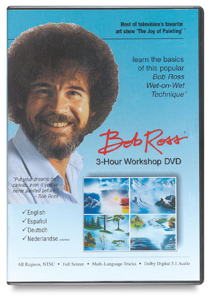 Bob Ross Workshop DVD