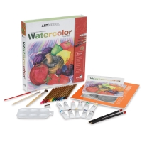 Spicebox Art School Watercolor Kit