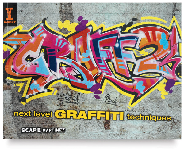 GRAFF 2: Next Level Graffiti Techniques