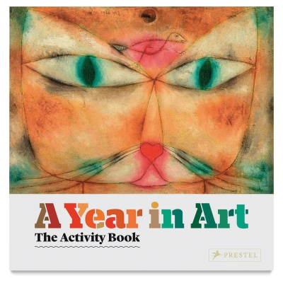 A Year in Art: The Activity Book