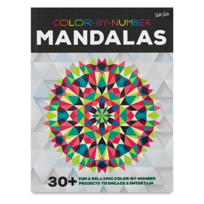 Color-by-Number Book, Mandalas