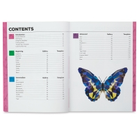 Color-by-Number Book, Animals
