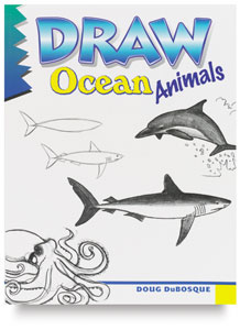 Draw! Ocean Animals