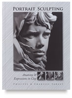 Portrait Sculpting: Books by Phillipe and Charisse Faraut