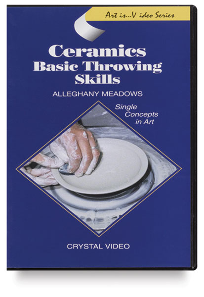 Ceramics Handbuilding: Basic Throwing Skills
