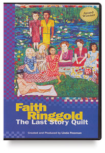 The Last Story Quilt, DVD
