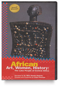 African Art, Women, History, DVD