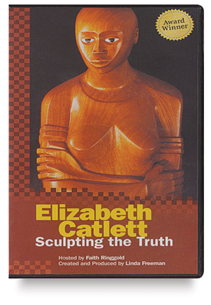 Elizabeth Catlett - Sculpting the Truth, DVD