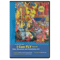 I Can Fly VI: Kids, Dioramas, & Installations, DVD